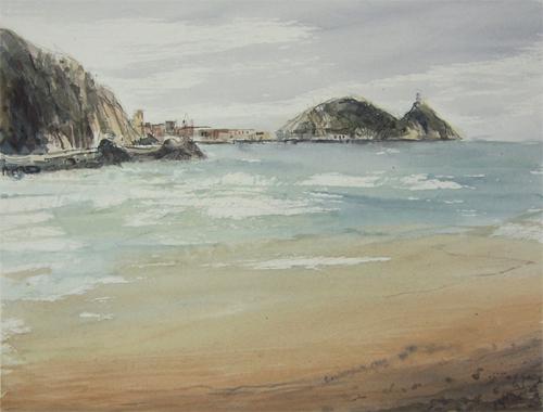 Pintada el 3 de Marzo de 2006 - Tamaño: 24 x 36 cm